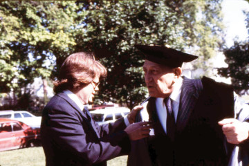 In 1976, Piatigorsky received an honorary doctorate at Grinnell College, where he and cellist Terry King played a duo recital