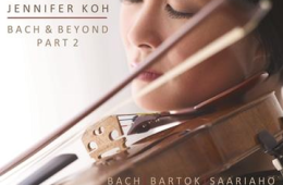 Jennifer Koh Bach and Beyond Part II
