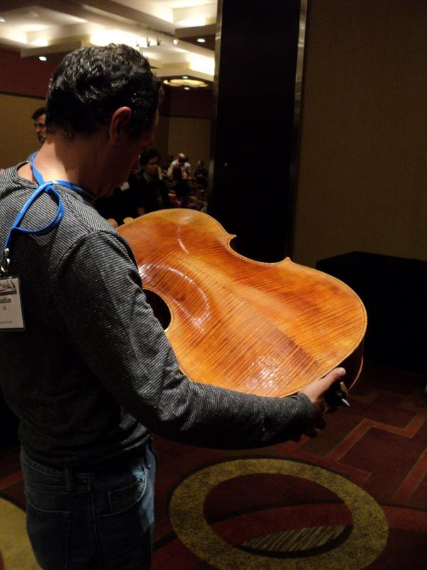 VSA Competition Cello Viewing