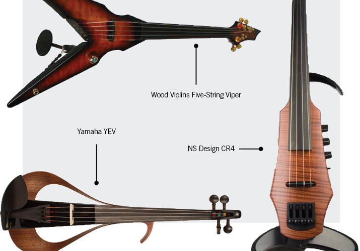 Image result for Electric violin materials