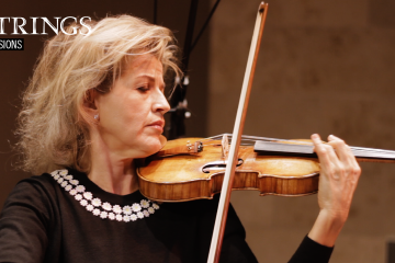 Anne-Sophie Mutter Strings Session