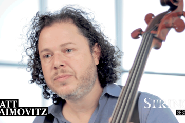 Cellist Matt Haimovitz