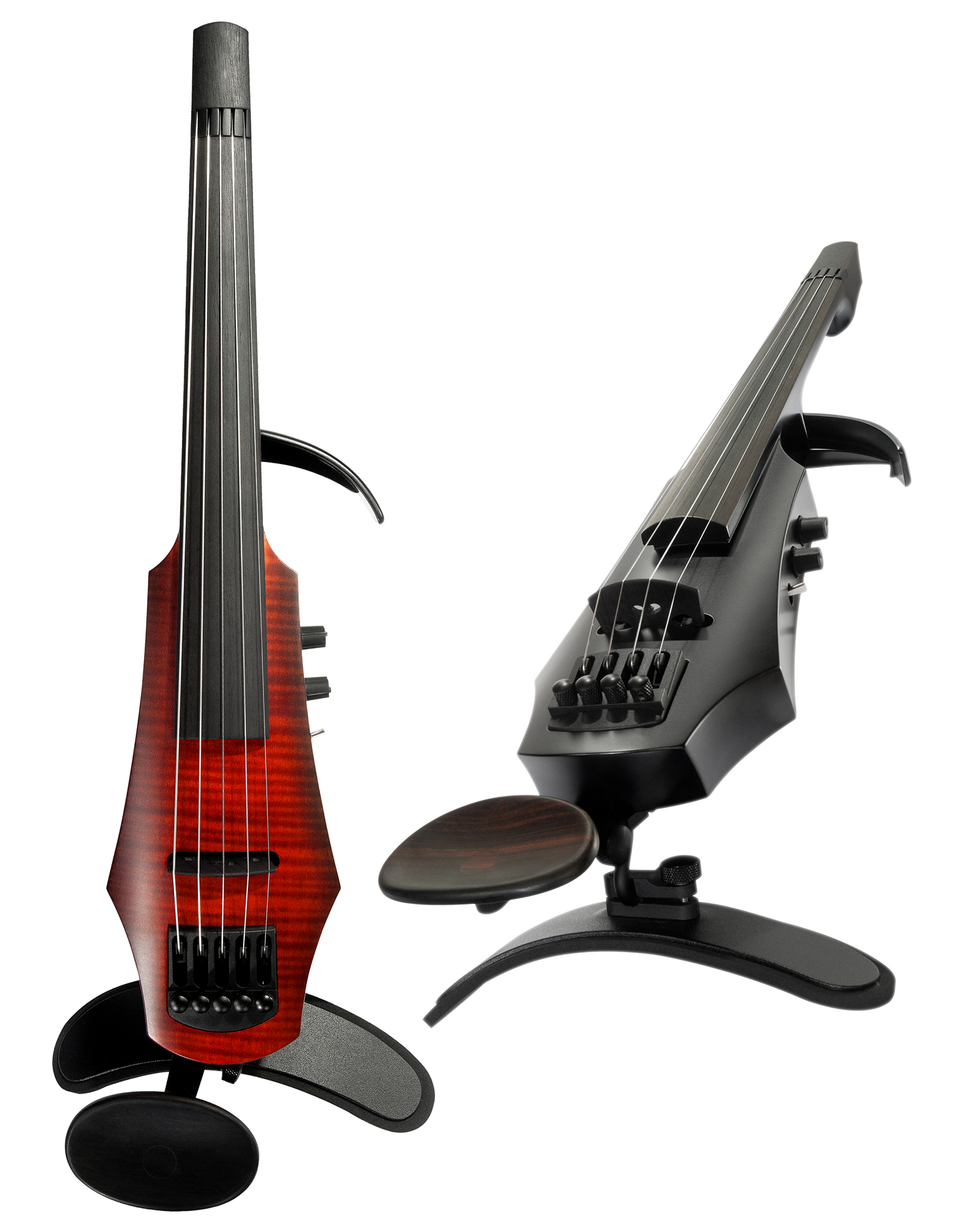 AD17 NXT4a and NXT5a Violin Combined