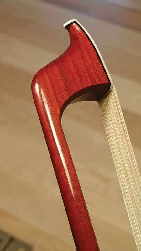 Incredible A Violin Maker Investigates The Bow Making Process Strings Bralicious Painted Fabric Chair Ideas Braliciousco