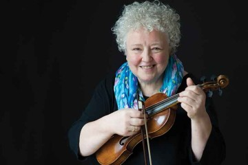 Violinist Monica Huggett on her studies of Nicola Matteis' 'Alla Fantasia'