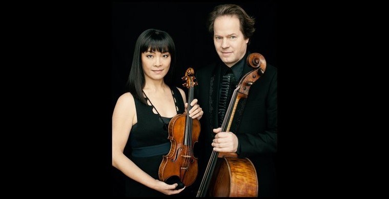 Mira Wang and Jan Vogler
