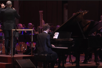 Ben Folds composes a song for the National Symphony Orchestra