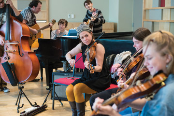 New England Conservatory of Music's Contemporary Improvisation Program