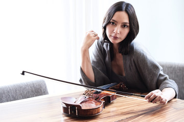 Violinist Lucia Micarelli discusses her eclectic career