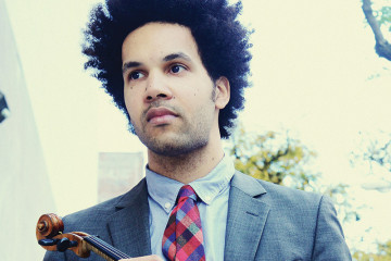 Violinist Scott Tixier on Studying Jazz Music on a Conservatory Track