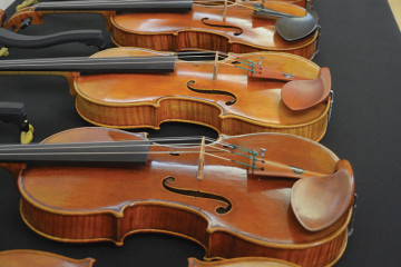 Former Violin Society of America judges on their approach to evaluating an instrument's tone