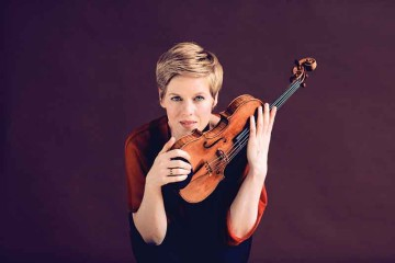 Isabelle Faust's 1704 'Sleeping Beauty' Stradivari