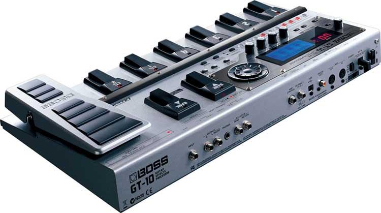 Boss GT-10