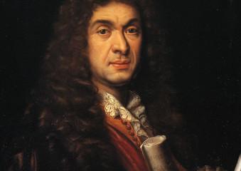 French Baroque Composer Portrait