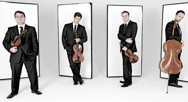 The Jerusalem String Quartet and Danish String Quartet Came