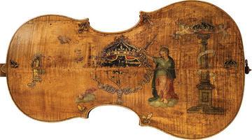 King Amati Cello