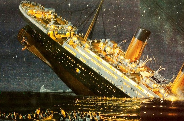 The Spirit of the RMS Titanic: And the Band Played On – Strings ...