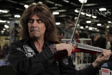 Mark Wood at Winter NAMM 2016
