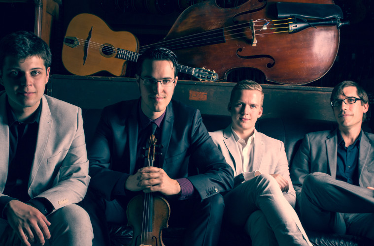 Fiddler Jason Anick on Gypsy Jazz and his Latest Album with Quartet