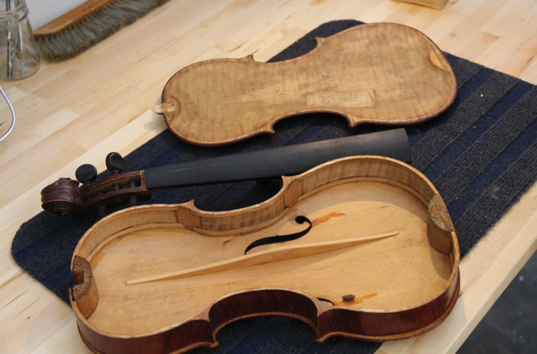 The Role And Romance Of The Bass Bar Strings Magazine