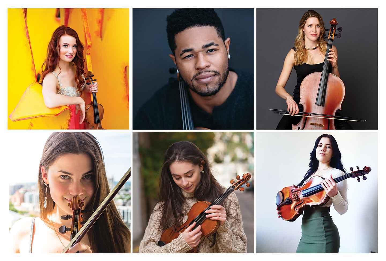 6 Rising String Stars on the Power of Instagram – Strings Magazine