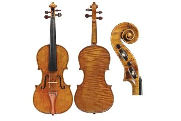 Perfect Fifths: A Few Thoughts on Tuning Your Viola