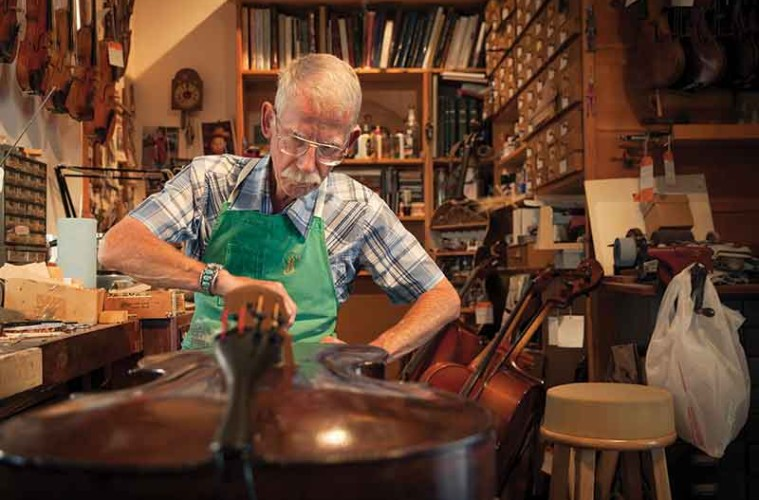A Roundup of 5 Violin Shops in Los Angeles – Strings Magazine