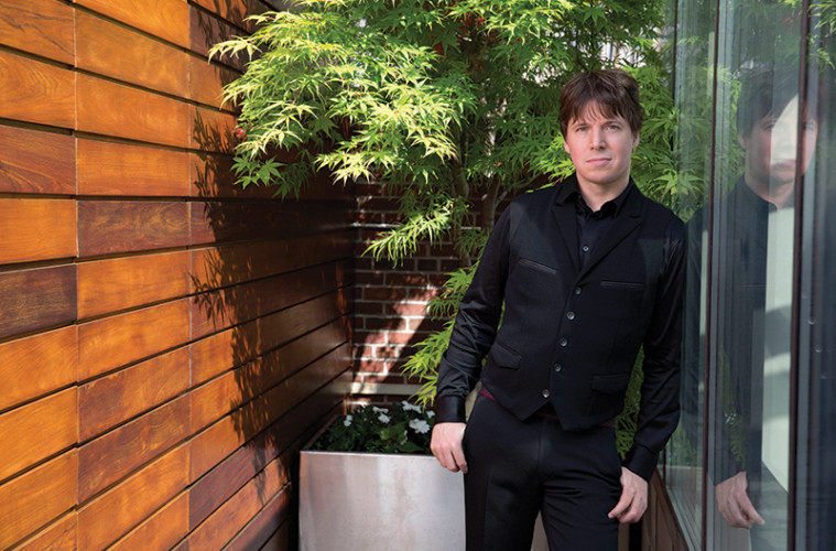 Joshua Bell's New Recording with the Academy of St Martin in