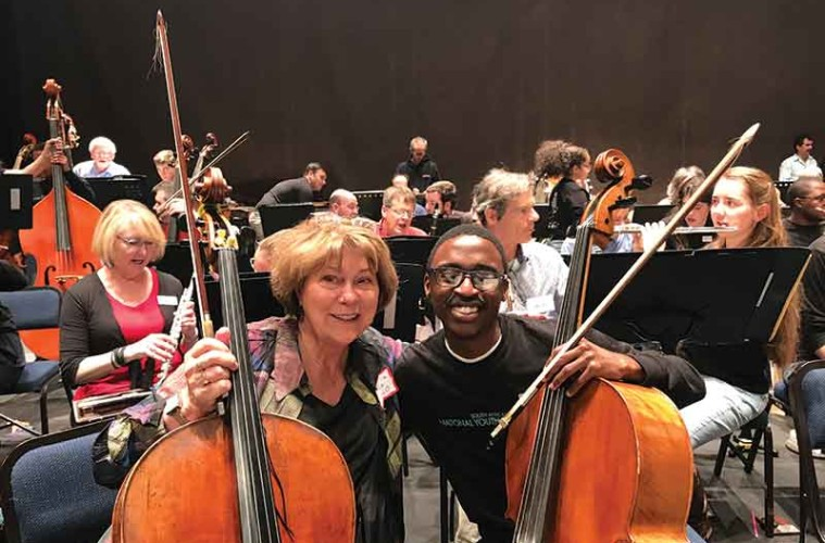 Looking Back at the Minnesota Orchestra's August 2018 Tour of South