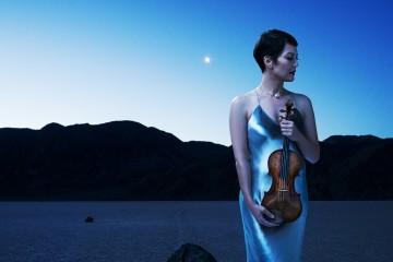 violinist Anne Akiko Meyers
