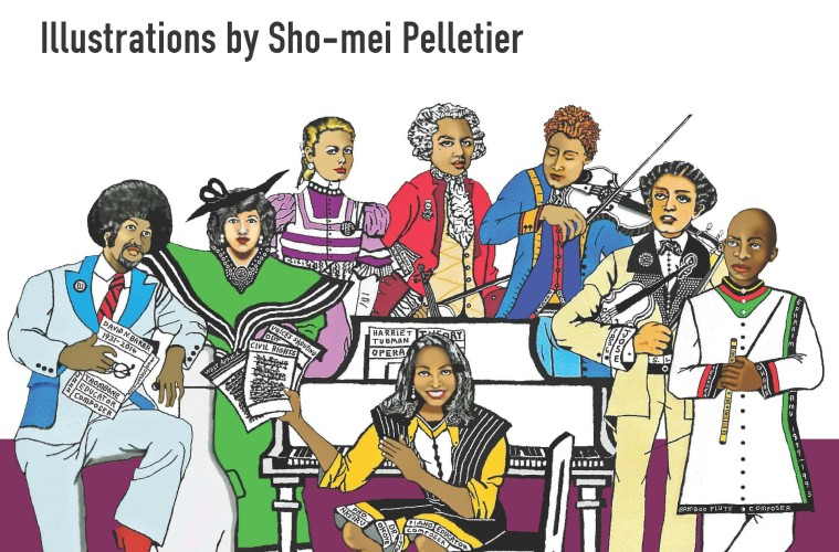 Free Coloring Pages in Celebration of Black History Month ...