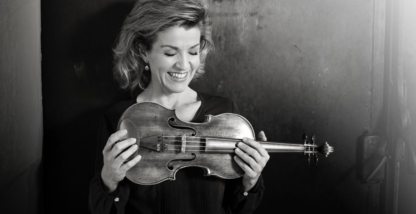 Violinist Anne-Sophie Mutter Named 2019 Polar Music Prize Laureate