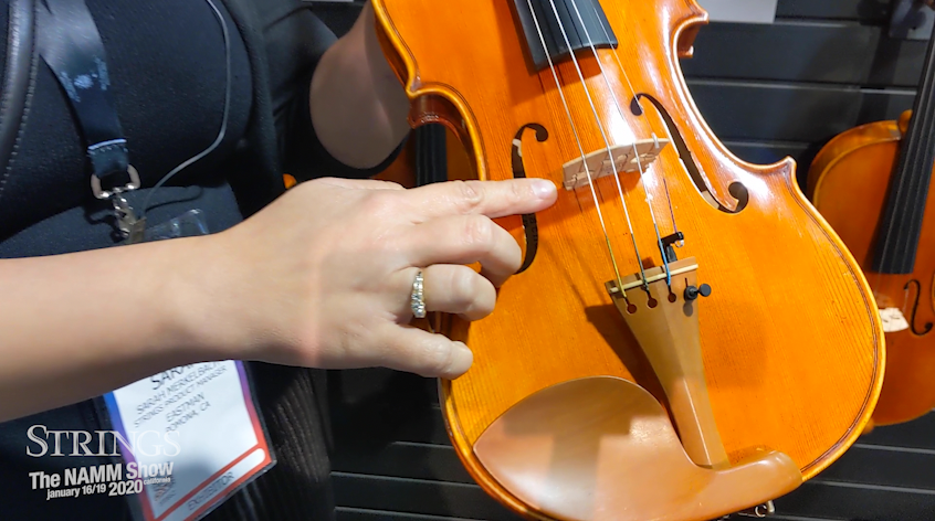 Eastman Debuts Electro Acoustic Series, Cello Cases, & Bass Extensions at NAMM 2020